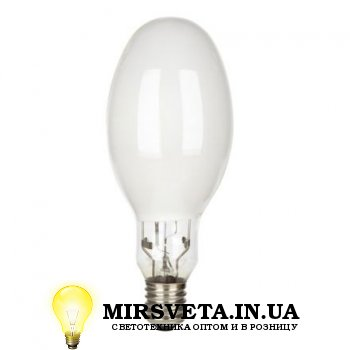 Лампа ртутная ДРЛ 400Вт Е40 DRL-400W  E40 LO