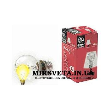 Лампа накаливания ЛОН 75Вт 220В Е27 75 A1/CL/E27 A50 GE