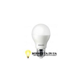 Лампа светодиодная 10,5Вт LEDBulb 10,5-85W E27 6500K 230V A55 (PF) PHILIPS
