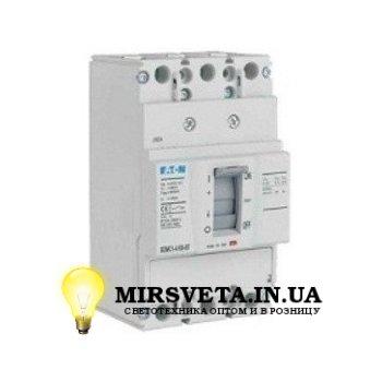 Автоматический выключатель 3п 400А BZMC3-400A Eaton
