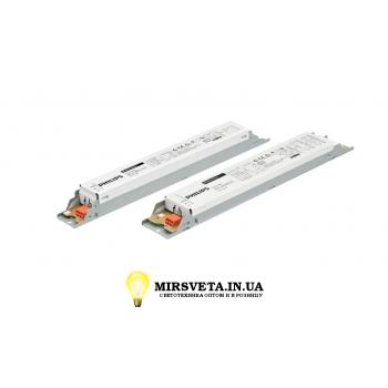Балласт (дроссель) для люминесцентных ламп 2х49Вт HF-S 249 TL5 II 220-240V 50/60Hz Philips