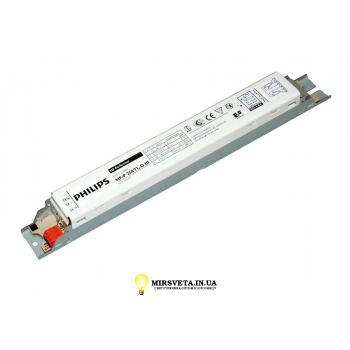Балласт (дроссель) для люминесцентных ламп 2х58Вт HF-S 258 TL-D II 220-240V 50/60Hz Philips