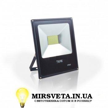 Прожектор светодиодный 70Вт EVRO LIGHT EV-70-01 6400K 5600Lm SMD